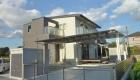 愛知県安城市の新築エクステリア;スタイリッシュで機能性の高いモダン外構