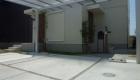 愛知県刈谷市の新築エクステリア;2種類のアプローチが調和するナチュラルモダン外構