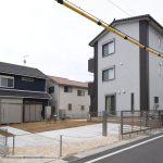 【新築エクステリア】蒲郡市 モダン外構