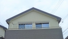 愛知県岡崎市のリフォーム外構;2階ベランダのテラス屋根取り付け前