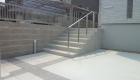 愛知県岡崎市の新築エクステリア;デザインと機能性を兼ね備えた統一感のあるアプローチ
